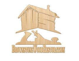 #5 untuk Logo design:  Woodwork restoration company oleh yassinelaabid