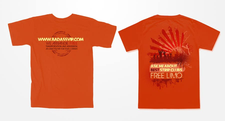 Konkurrenceindlæg #10 for Design 2 T-Shirts for Promotional Company