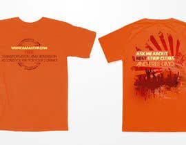 #17 cho Design 2 T-Shirts for Promotional Company bởi lokmenshi