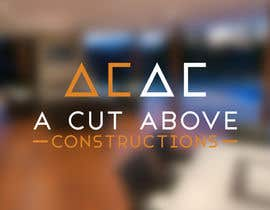 #115 for Logo for A Cut Above Constructions (ACAC) - Round 2 by hpmcivor