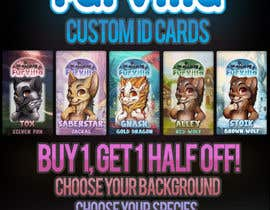 #2 for Design an Advertisement for Cute Animals Buy1Get1HalfOff af HamishMCK
