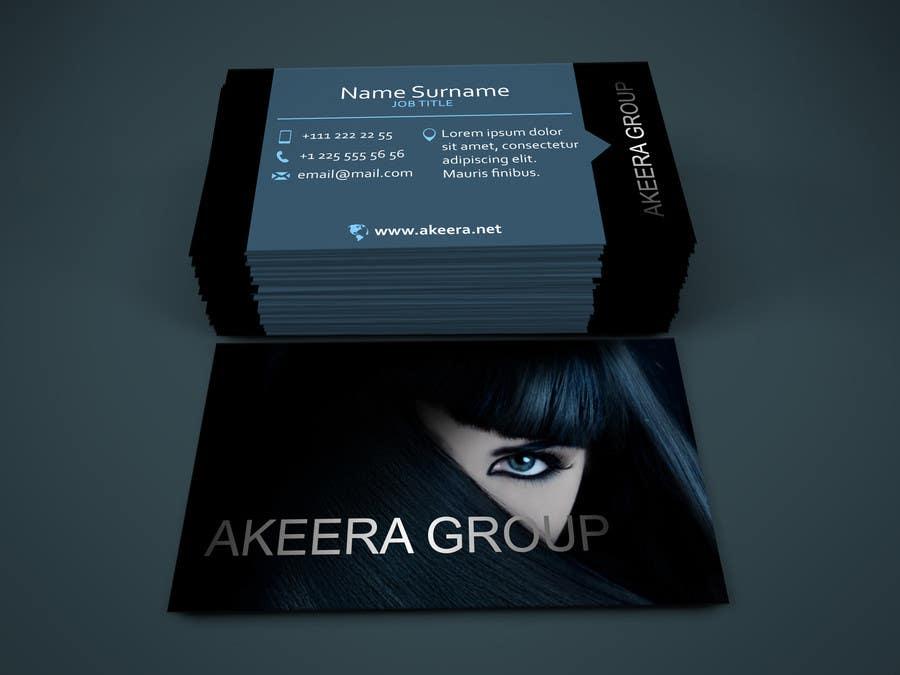 Bài tham dự cuộc thi #42 cho Akeera Group and Akeera Models