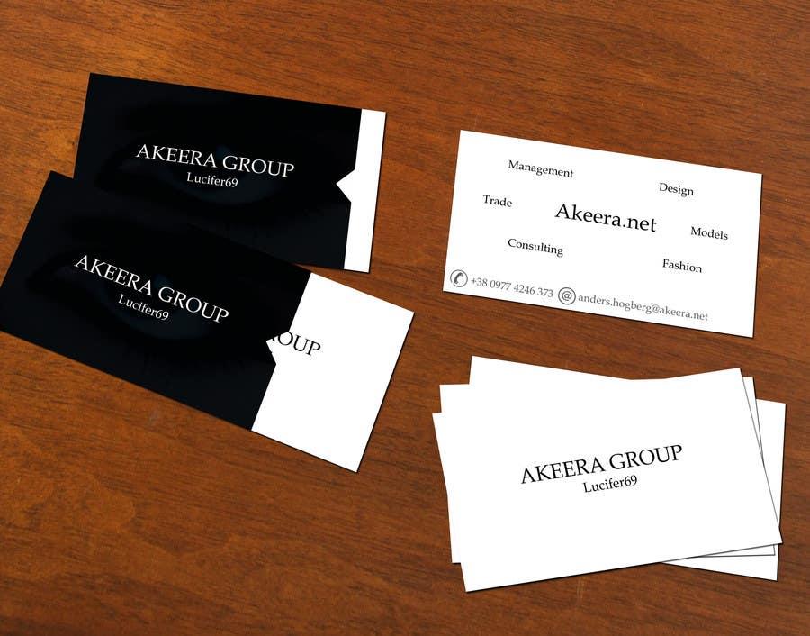 Bài tham dự cuộc thi #62 cho Akeera Group and Akeera Models