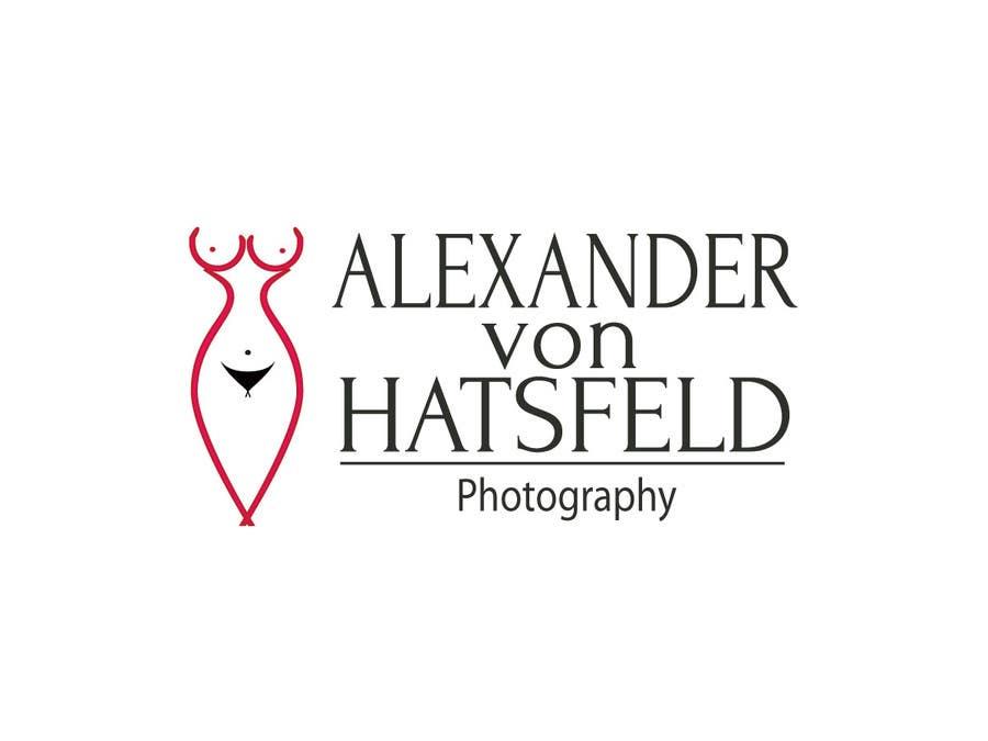 Inscrição nº 22 do Concurso para Design a logo for Alexander von Hatzfeld - Erotic Photographer