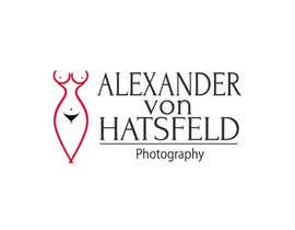 #22 for Design a logo for Alexander von Hatzfeld - Erotic Photographer by andrewdigger