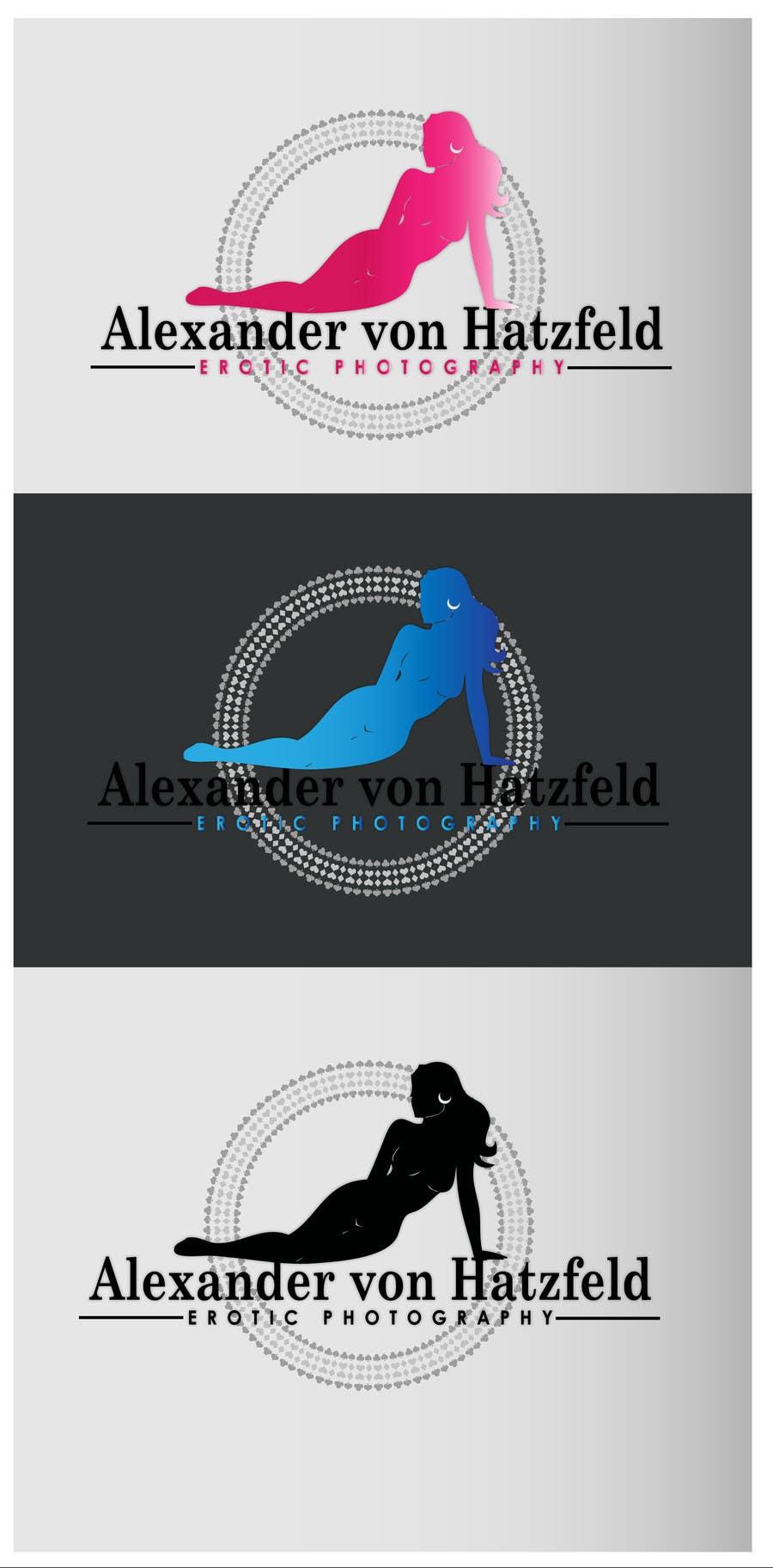 Inscrição nº 18 do Concurso para Design a logo for Alexander von Hatzfeld - Erotic Photographer