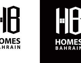 #9 cho Design a Logo for Homes Bahrain ( a realtor) bởi fjohora
