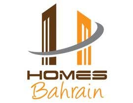 #72 cho Design a Logo for Homes Bahrain ( a realtor) bởi Milosavljevic23