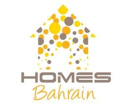 #75 cho Design a Logo for Homes Bahrain ( a realtor) bởi Milosavljevic23