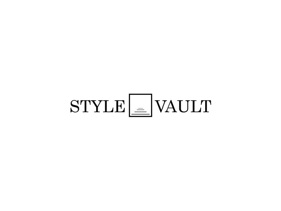 Bài tham dự cuộc thi #163 cho Design a Logo for The Style Vault