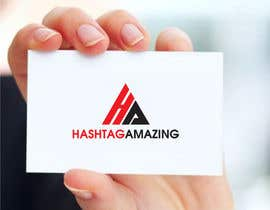 #100 para Design a Logo for Hashtagamazing Ltd por skrDesign21
