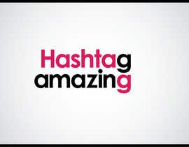 #125 for Design a Logo for Hashtagamazing Ltd af supunchinthaka07