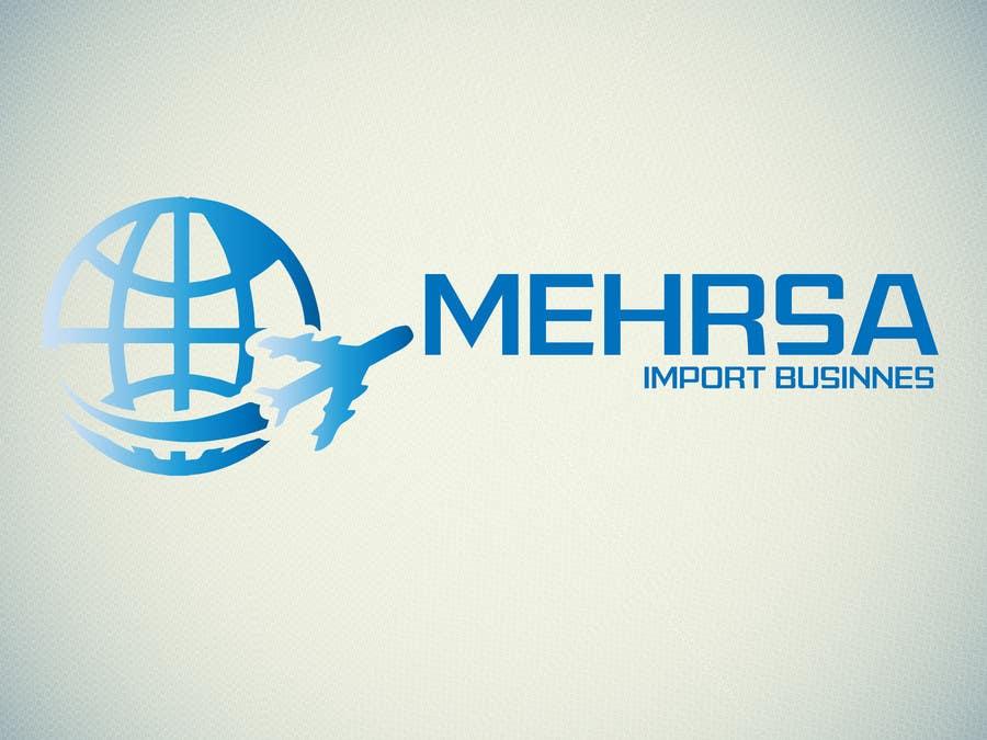 Penyertaan Peraduan #4 untuk Design a Logo for an import company