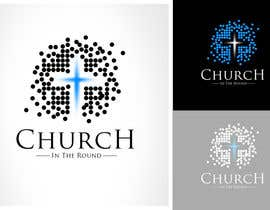 twindesigner tarafından Design a Logo for Church in the Round için no 188