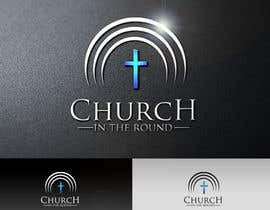 twindesigner tarafından Design a Logo for Church in the Round için no 309
