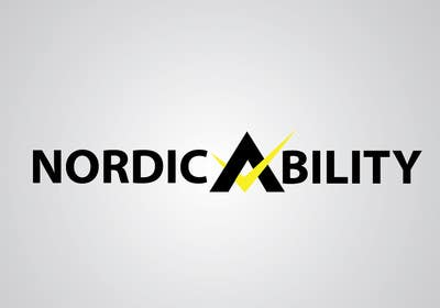 Nro 31 kilpailuun Design a Logo for Nordicability käyttäjältä aasmasheikh