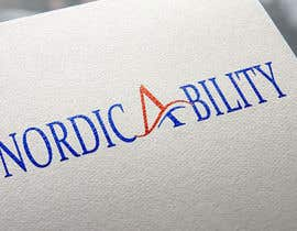 #66 para Design a Logo for Nordicability por nazish123123123