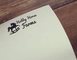 #2 for Redesign/Modify existing Logo for Hobby Horse Farms by Naumovski