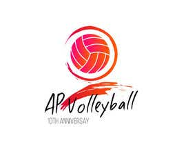#6 untuk Design a T-Shirt for volleyball tournament oleh Rafardgz