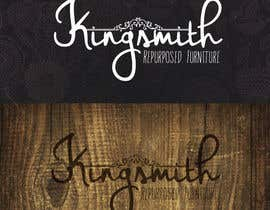 #4 for Design a Logo for Kingsmith Repurposed Furniture af ngonzalz