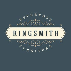 #39 for Design a Logo for Kingsmith Repurposed Furniture af onkarpurba