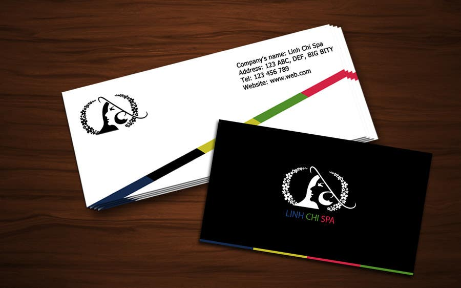 Kilpailutyö #27 kilpailussa Design some Business Cards for Spa