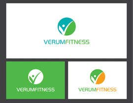 #89 para Design a logo for Verumfitness. por nipen31d