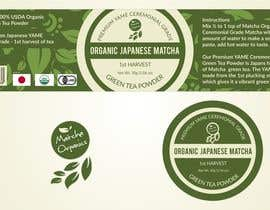 #2 for Create Print and Packaging Designs for a tea can by mailla