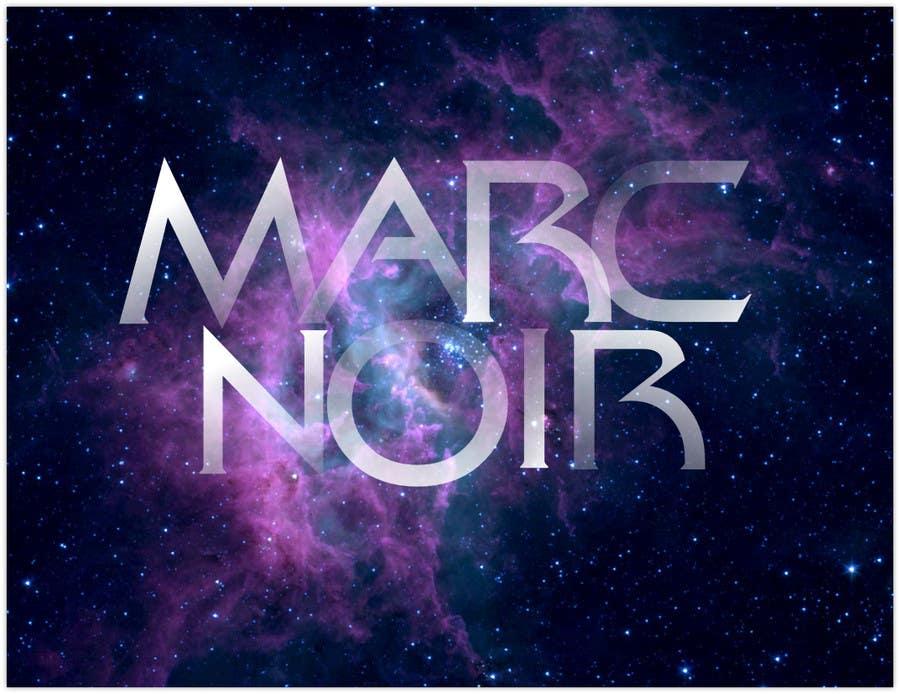 Bài tham dự cuộc thi #10 cho Design a Logo for an EDM Artist on Armada Records (Marc Noir)