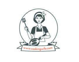 #4 untuk Design a Logo for a Cooking Recipes website oleh fazstudio