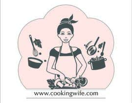 #7 untuk Design a Logo for a Cooking Recipes website oleh fazstudio
