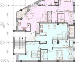 #37 para Two apartments design por Aleksandr1978