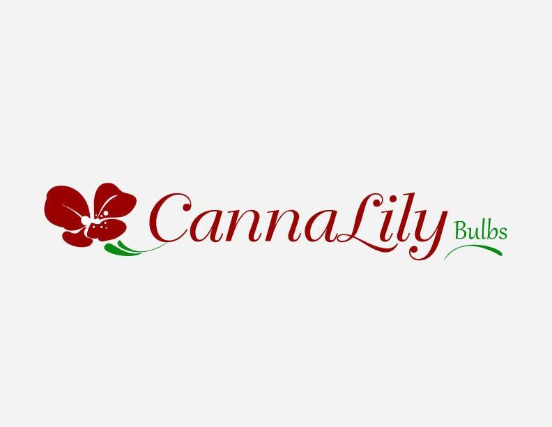Konkurrenceindlæg #3 for Design a Logo for CannaLilyBulbs.com