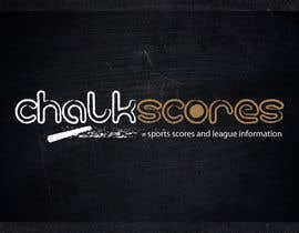 nº 54 pour Design a Logo for ChalkScores Sports Website par manish997