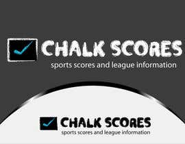 nº 16 pour Design a Logo for ChalkScores Sports Website par woow7
