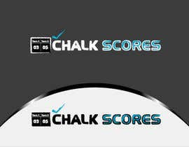 #29 para Design a Logo for ChalkScores Sports Website por woow7
