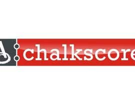 #84 para Design a Logo for ChalkScores Sports Website por ramapea