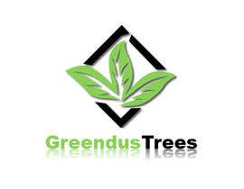 #10 for Design a Logo for GreendusTrees by AleksanderPalin