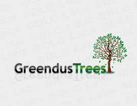 #16 for Design a Logo for GreendusTrees by chapter19vw
