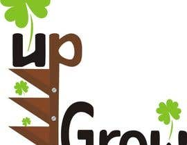 #43 for design a logo for UPGrow by Panterabax