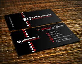 #34 untuk Design some Business Cards for Automotive Dealership oleh dreammaker021