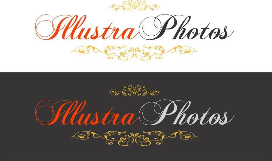 Bài tham dự cuộc thi #315 cho IllustraPhotos Logo Creation
