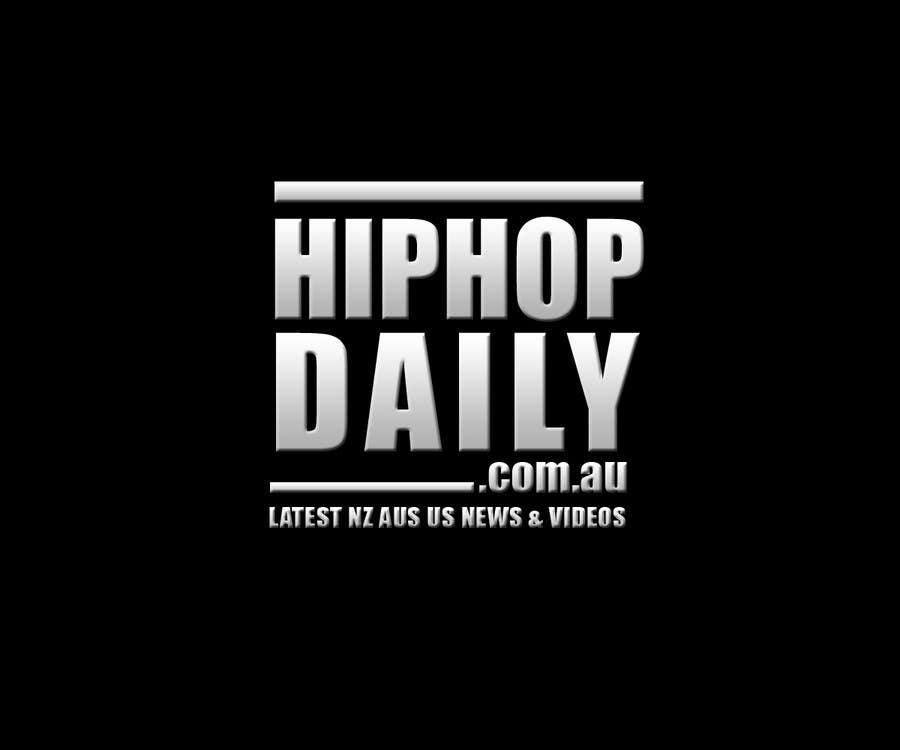 #41 for Design a Logo for Hip Hop Daily by arteastik