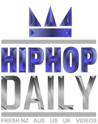 #8 for Design a Logo for Hip Hop Daily by LucianCreative