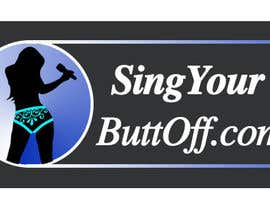 #15 cho Design a Logo for singyourbuttoff bởi carriejeziorny