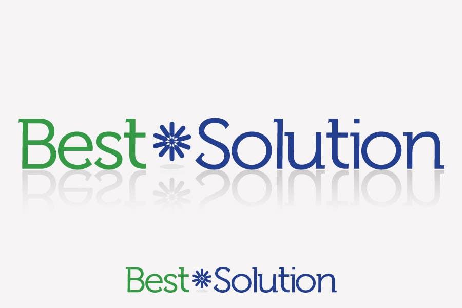 Kilpailutyö #47 kilpailussa Logo Design for www.BestSolution.no