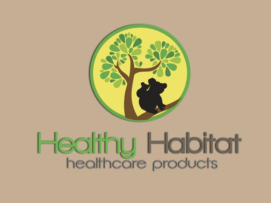 Kilpailutyö #23 kilpailussa Design a Logo for Online Heathcare Product Shop