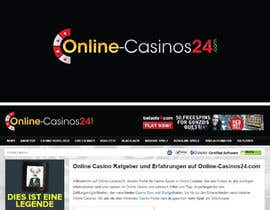 #14 cho Design a Logo for Casino Website bởi AWAIS0