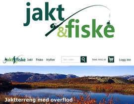 Nro 64 kilpailuun Design a Logo for jakt-fiske.no käyttäjältä enamulislamkhan