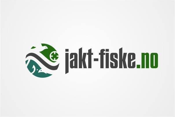 Inscrição nº 67 do Concurso para Design a Logo for jakt-fiske.no